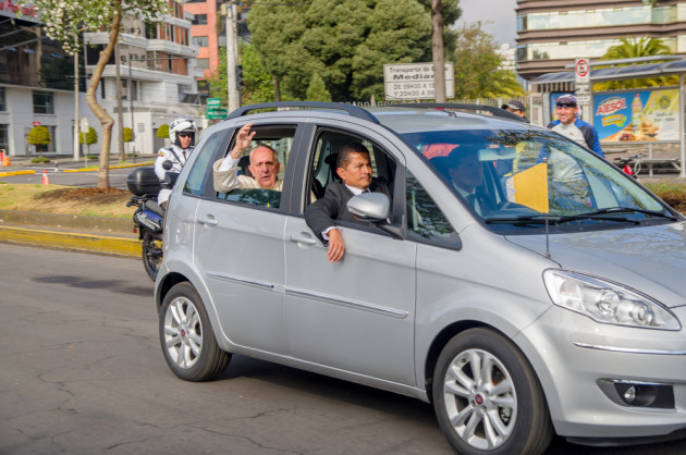 Pope mobile