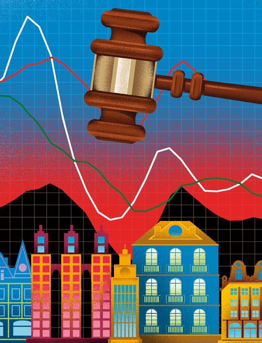 Striking the right balance in regulating real estate industry