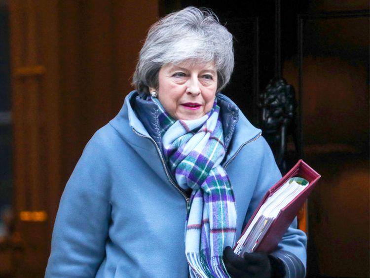 190130 Theresa May