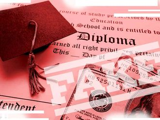 190130 fake diploma