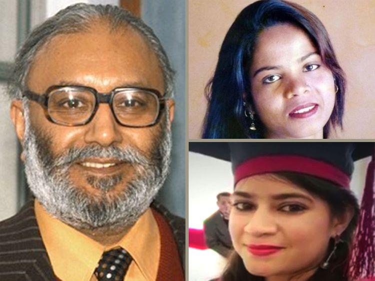 Abdus Salam, Asia bibi and Suman Kumari. Social media