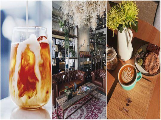 10 best coffee shops in Dubai