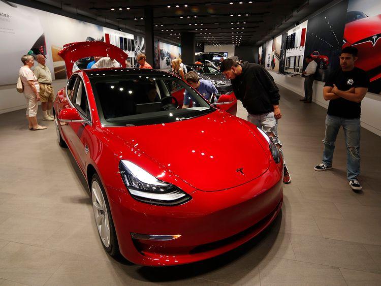 190131 Tesla