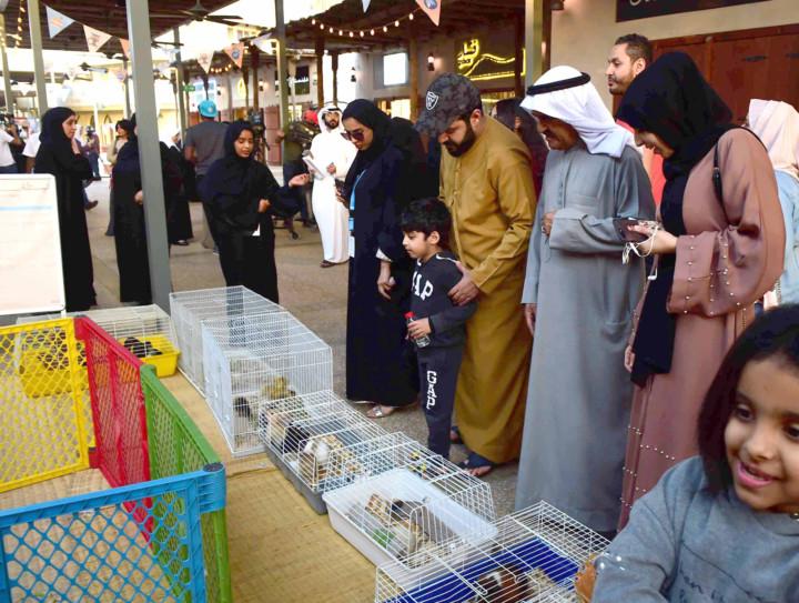 Enjoy a slice of Emirati heritage at Sharjah's oldest souq