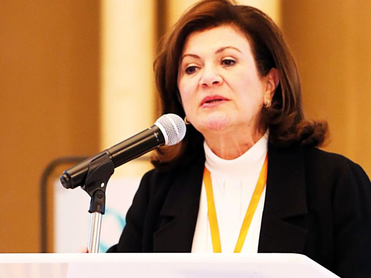 Sawsan Jafar, chairperson of the Board of Directors, FoCP
