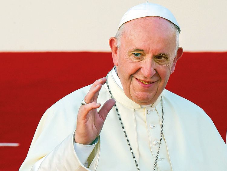 190202 Pope Francis