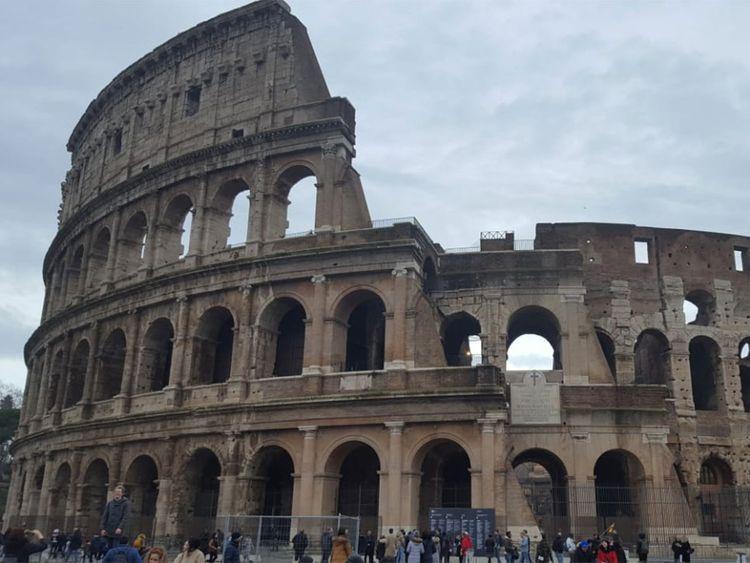 190202 The Colosseum 1