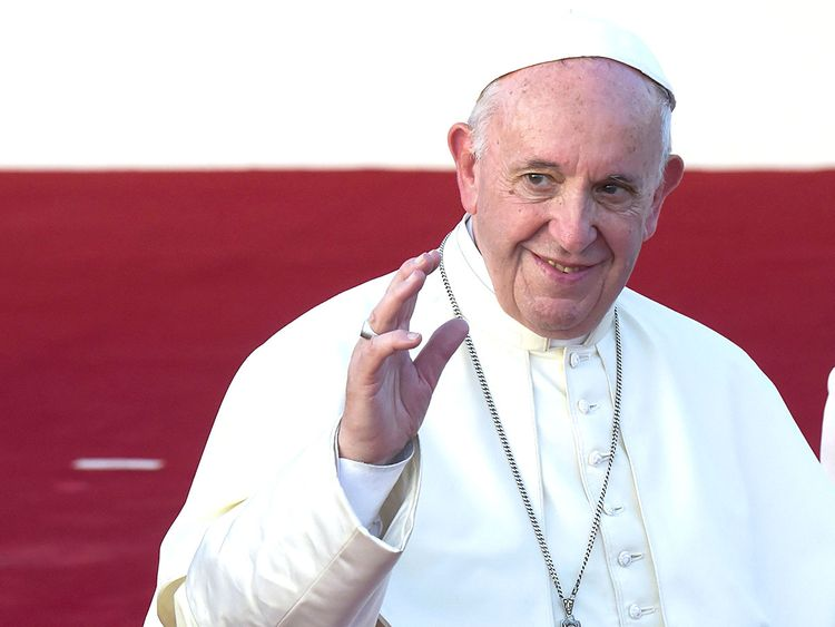 190202 pope francis 2
