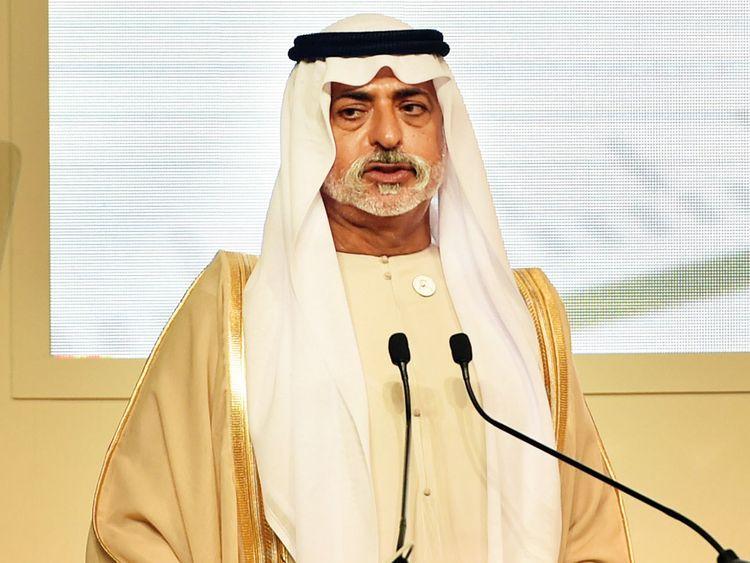 190203 Shaikh Nahayan Mabarak Al Nahayan