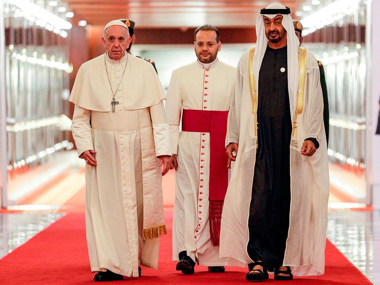 190203 pope in auh