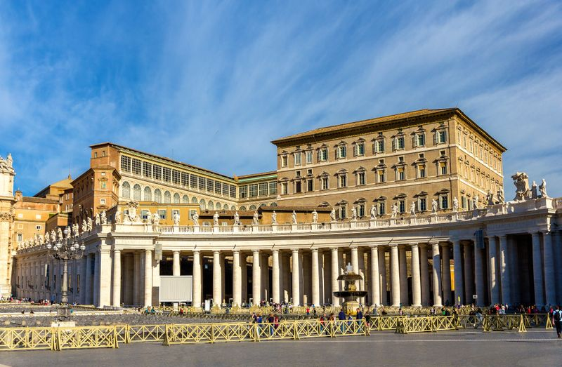 The Apostolic Palace