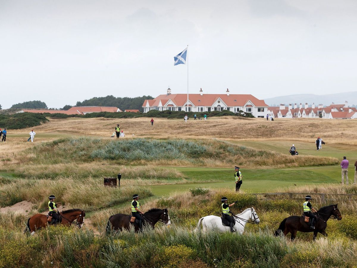 The Turnberry golf resort in Scotland 091