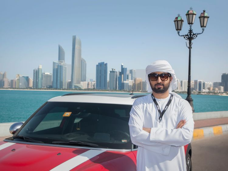 First Emirati Uber drivers hit the streets in Abu Dhabi