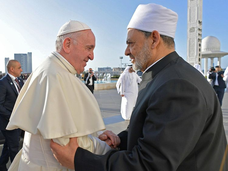 190203 imam and pope