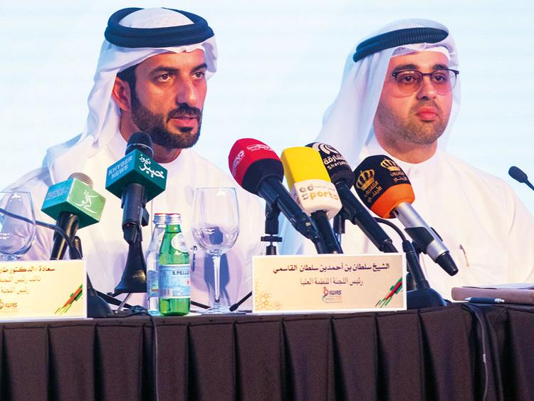 IWAS Global Games Sharjah 2019