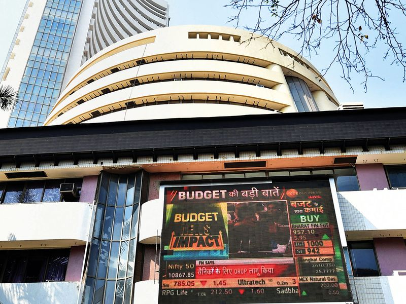 India's stock markets' volatility set to flare up as budget nears