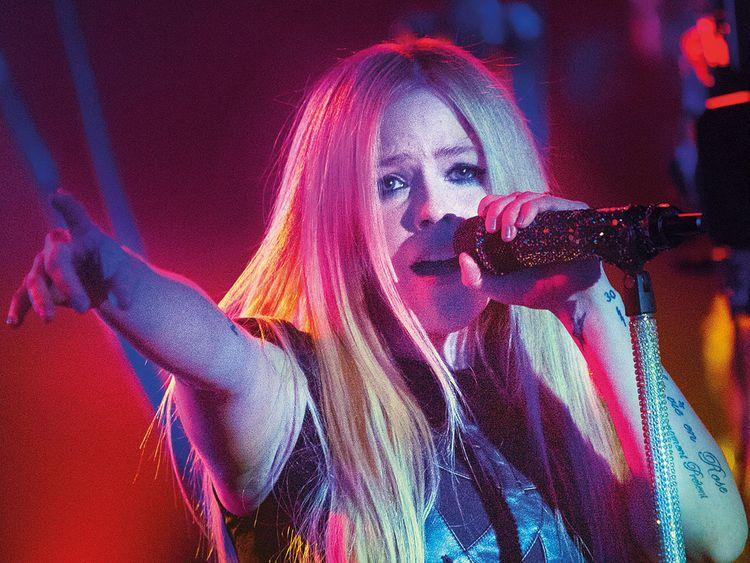 190206 Avril Lavigne