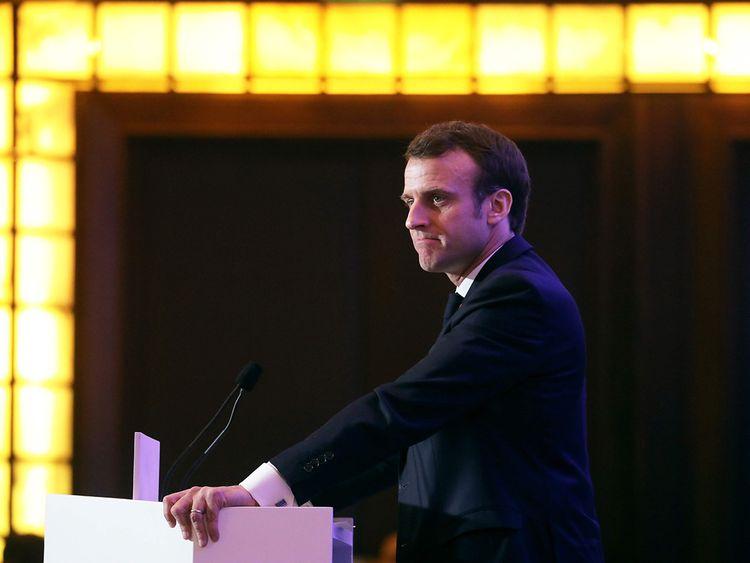 190206 Macron