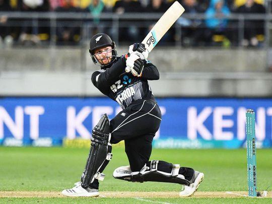 New Zealand's Tim Seifert