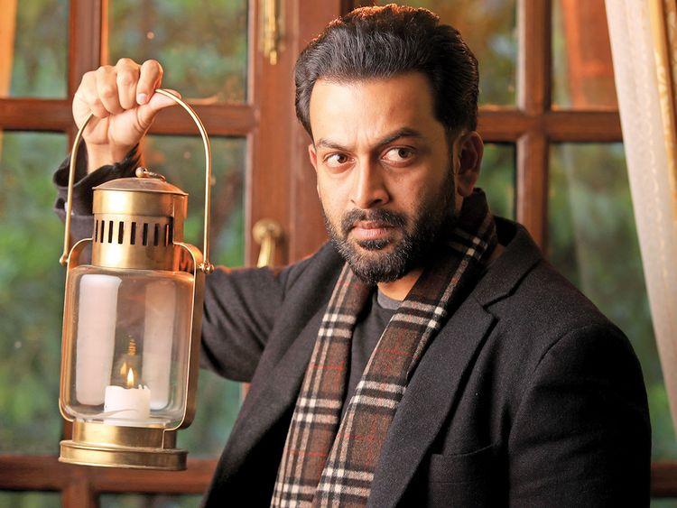 Prithviraj in the film '9'