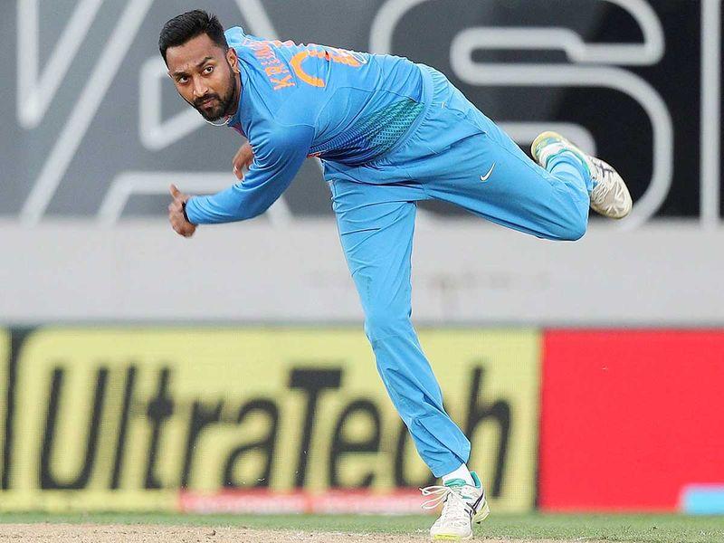Krunal Pandya tests positive for Covid-19, second T20I postponed