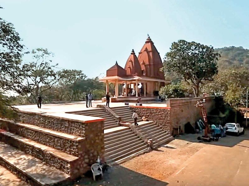 The famous temple location seen in more than 600 films and TV shows