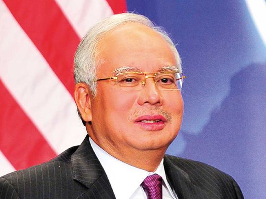 190210 Mohammed Najib Abdul Razak