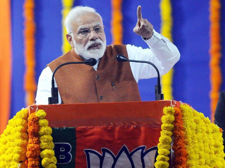 190210 Prime Minister Narendra Modi