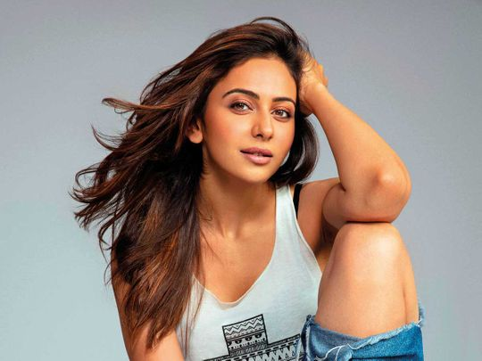 Rakul Preet Singh celebrates seven years in Tollywood