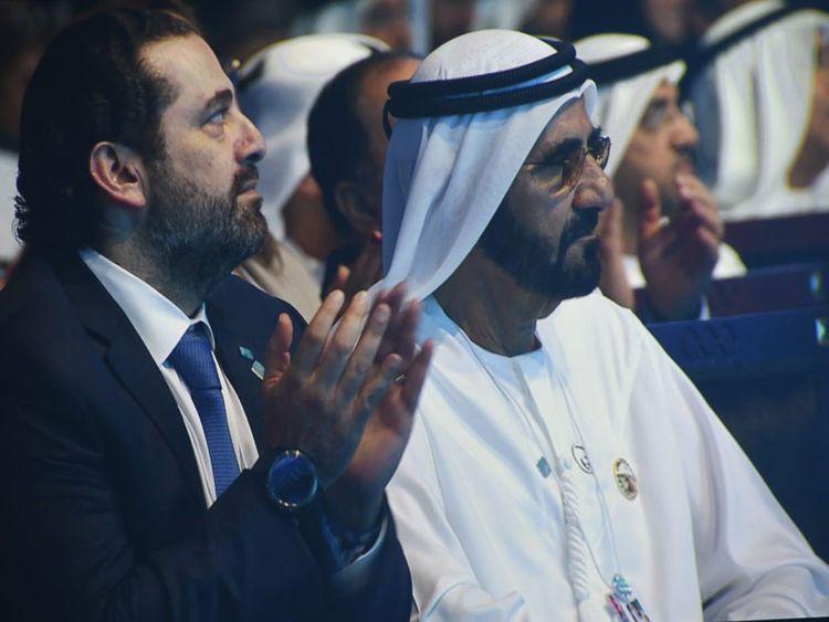 HH Shaikh Mohammed bin Rashid Al Maktoum, Vice President and Prime Minister of the United Arab Emirates, and Ruler of the Emirate of Dubai.