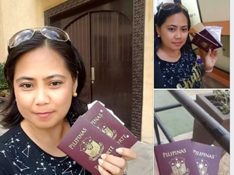 These Filipinos got their passport renewed in 3 weeks