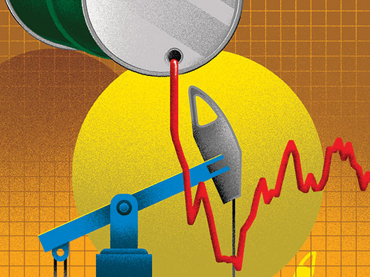 The reshaping of oil markets has only started