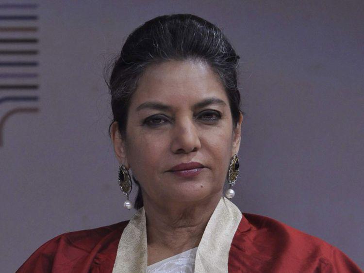Indian actress Shabana Azmi down with swine flu ...