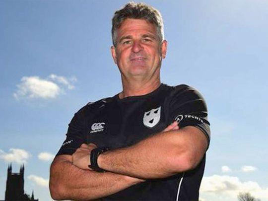 Bangladesh coach Steve Rhodes