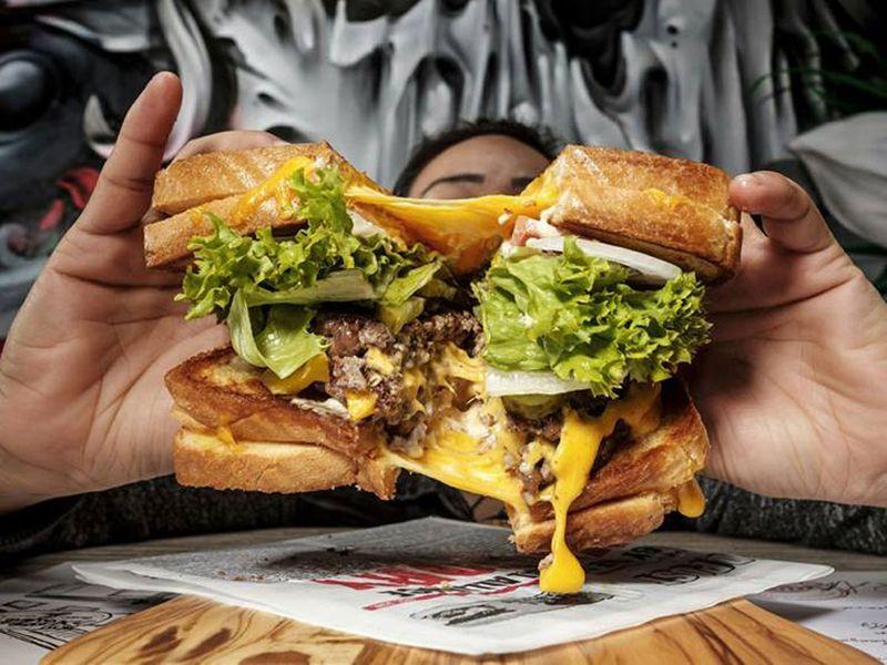 Blaze Burger Dubai