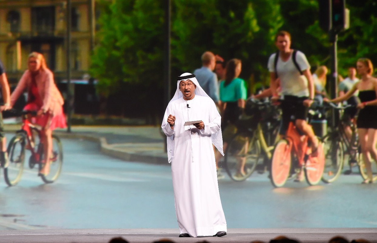 Dawoud Al Hajri Director General Dubai Municipality