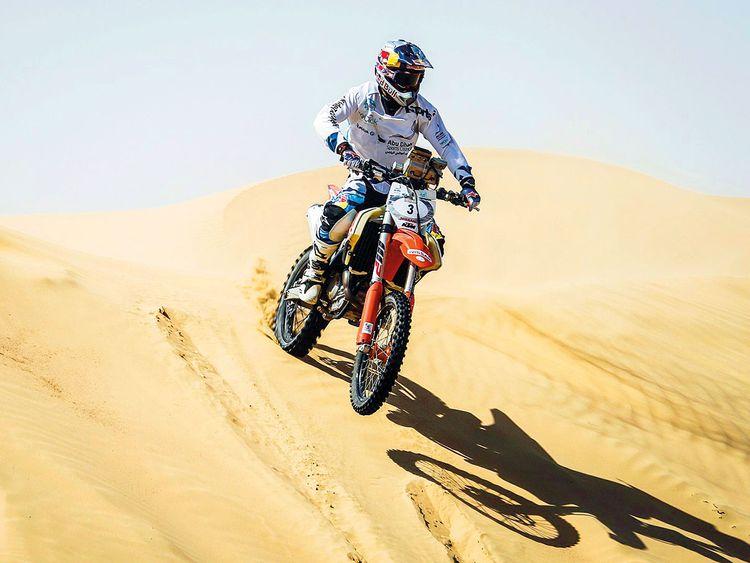 Dubai International Baja returns to the dunes