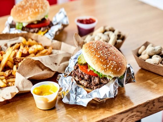 Five Guys Dubai