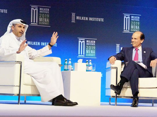 Mubadala group CEO Khaldoon Al Mubarak