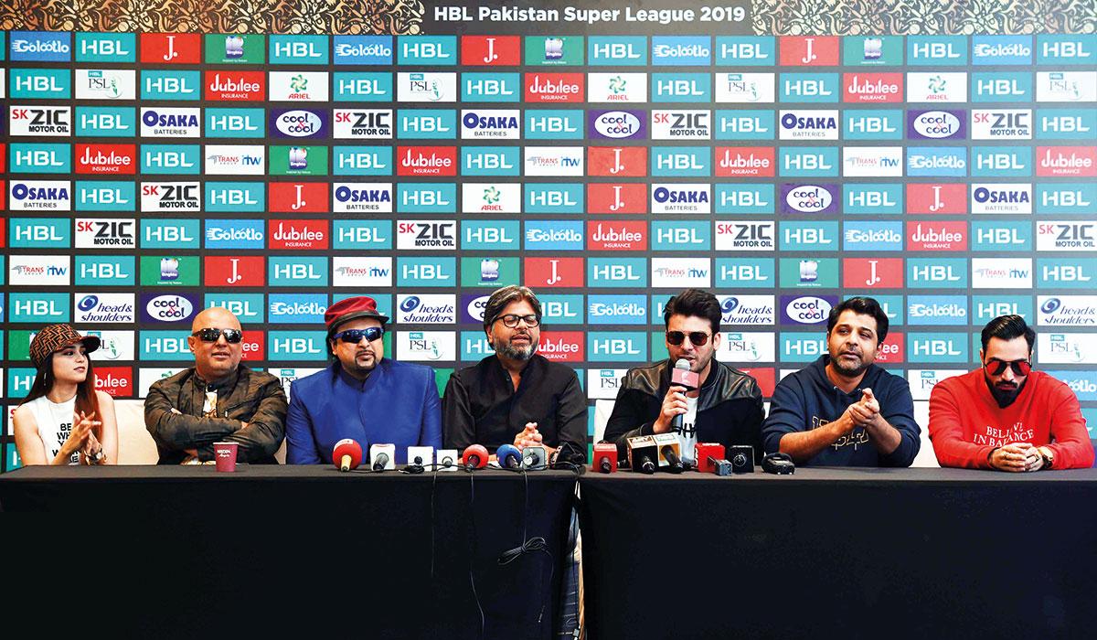 Aima Baig, Ali Azmat,Salman Ahmad,Sohaib Shaikh