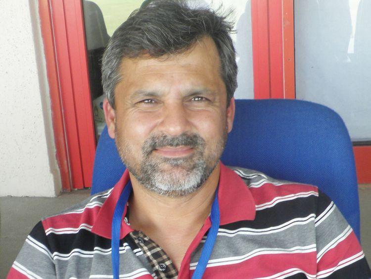 Former Pakistan skipper Moin Khan