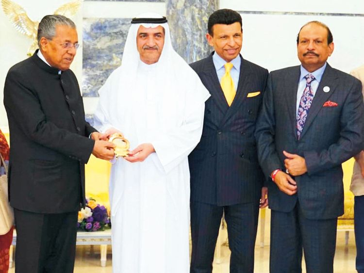 His Highness Shaikh Hamad Bin Mohammad Al Sharqi