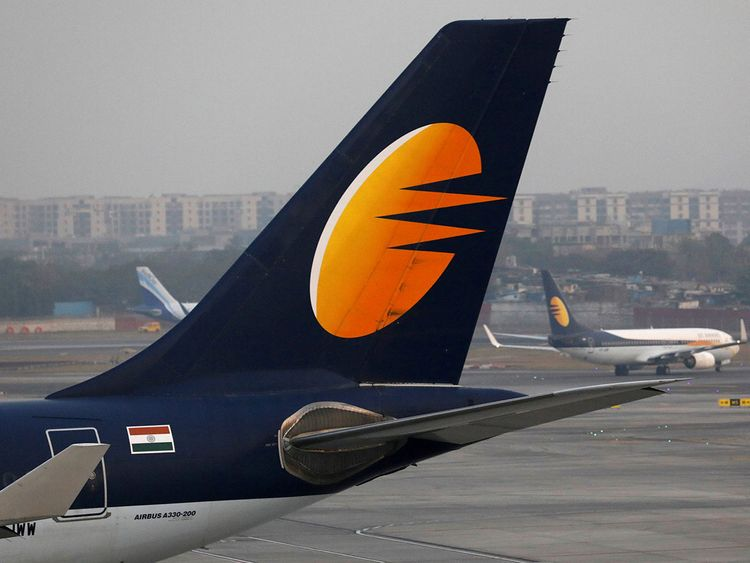 Why India's Jet Airways is being sold for one cent