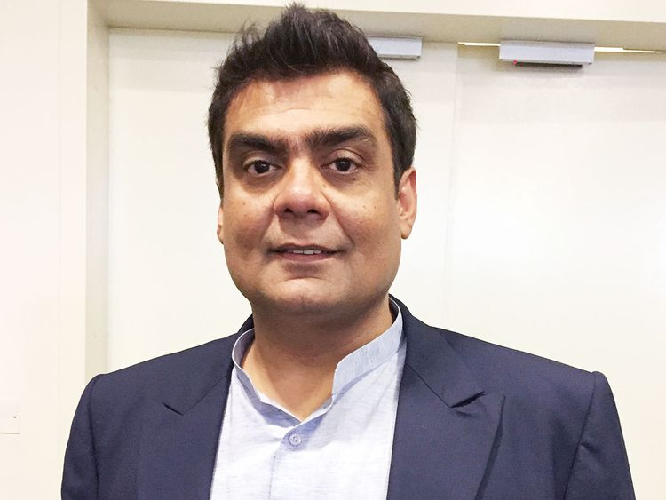 Salman Iqbal, owner of the Karachi Kings