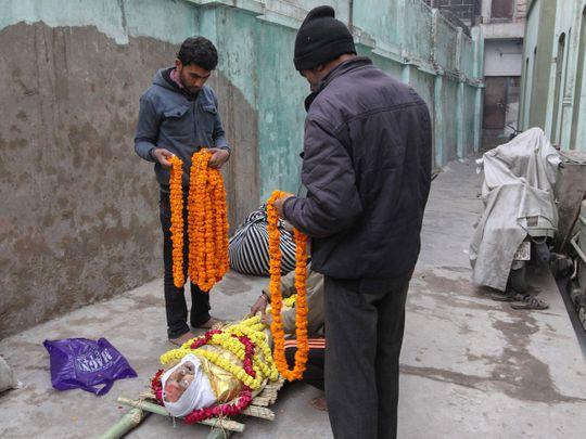 Varanasi Death Hotel