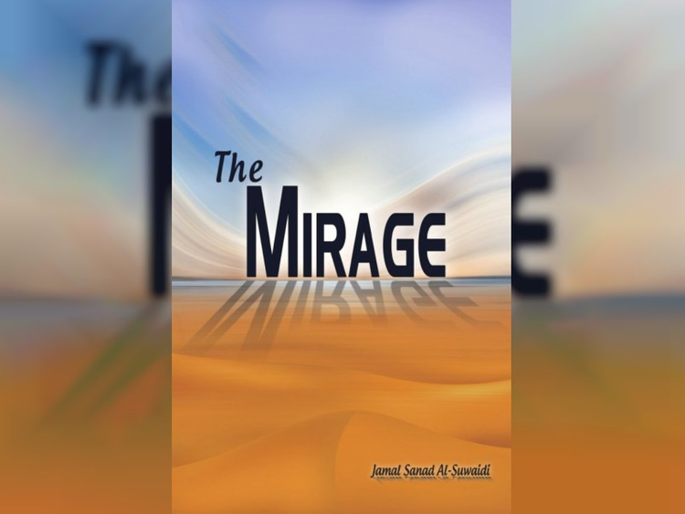 'The Mirage' book cover