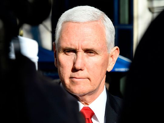 190216 Mike Pence
