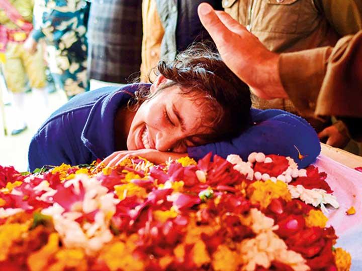 slain CRPF Mahesh Yadav 09