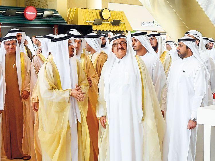 Shaikh Hamdan Bin Rashid Al Maktoum