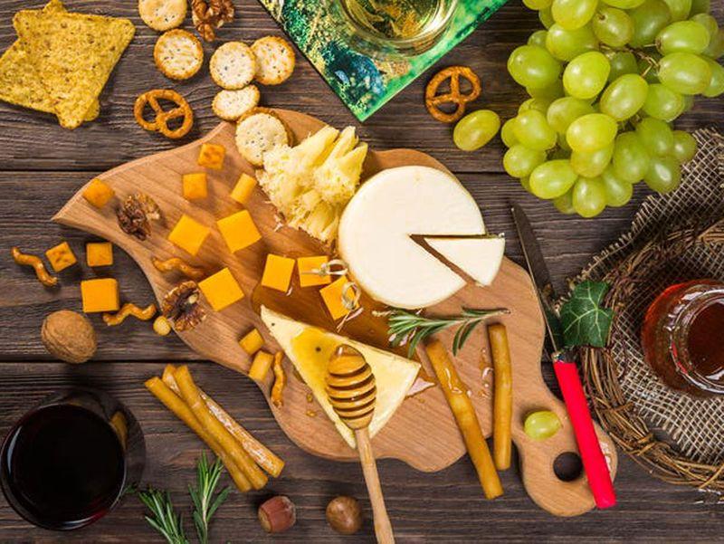 Dubai cheese festival